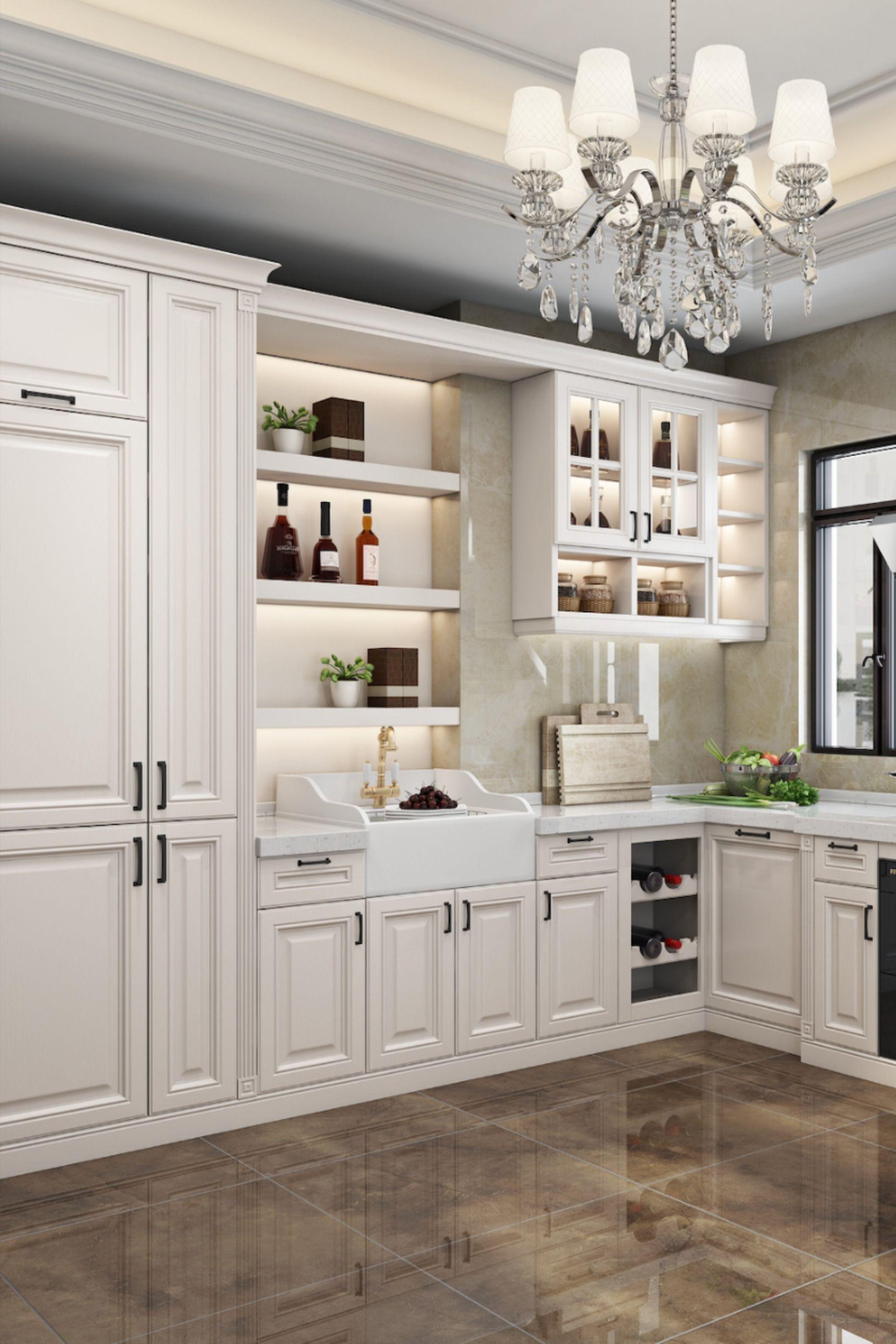 Pvc Blister Kitchen Cabinet Kitchen Cabinets Kitchen Cabinet Styles European Kitchen Cabinets