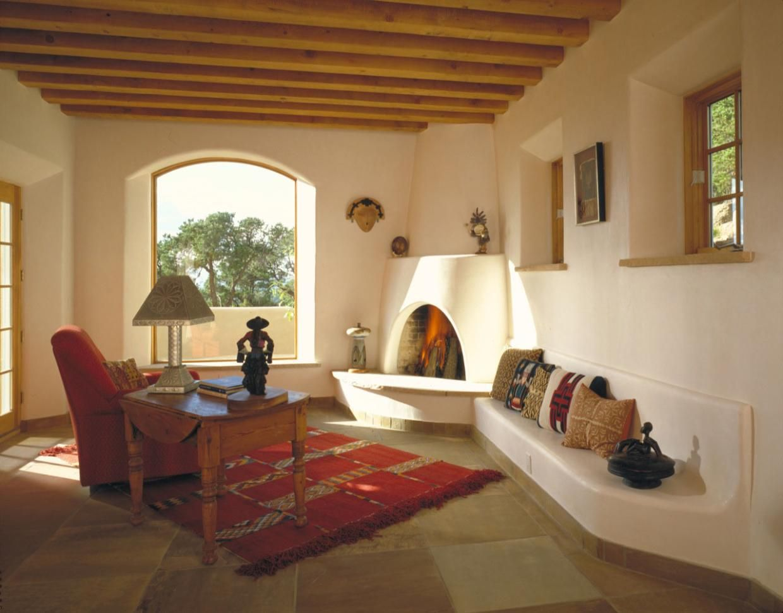Desert Inspired Home Design And Decor Zen Of Zada Adobe House Southwestern Home House Interior