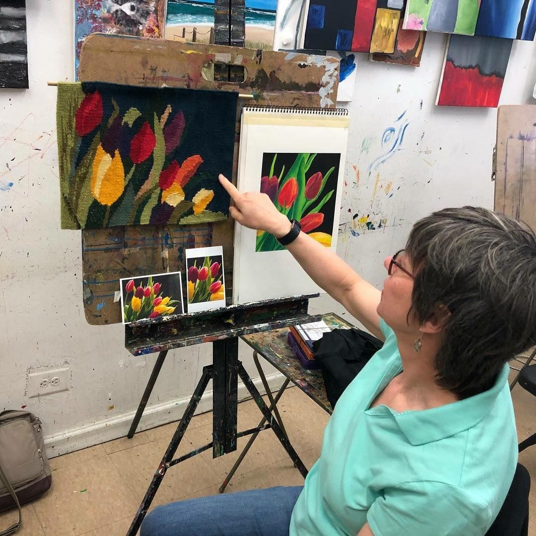 New York Adult Art Classes Best Art Schools Byob Painting