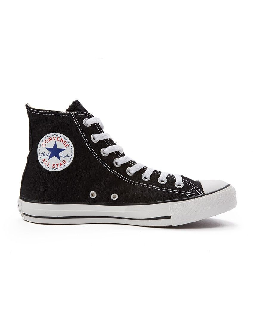 Converse Chuck Taylor All Star HiTop Plimsolls Mens Shoes at The Idle Man