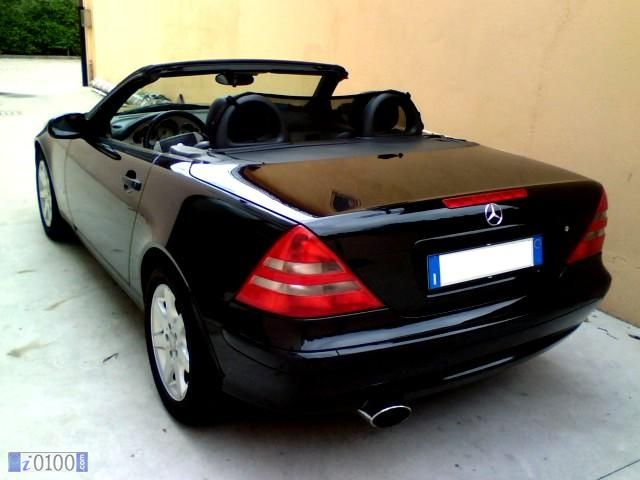 Mercedes benz slk 230 kompressor mercedes benz for Mercedes benz slk 230