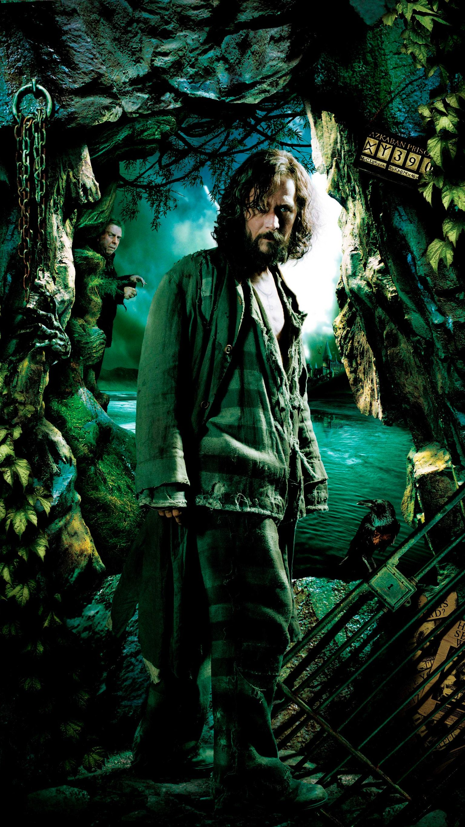 Harry Potter And The Prisoner Of Azkaban 2004 Phone Wallpaper Moviemania Harry Potter Cast Harry Potter Poster Prisoner Of Azkaban
