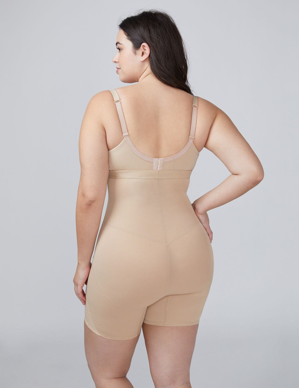 6eee95367e9 Shape By Cacique Ultra High-Waist Thigh Shaper Level 3
