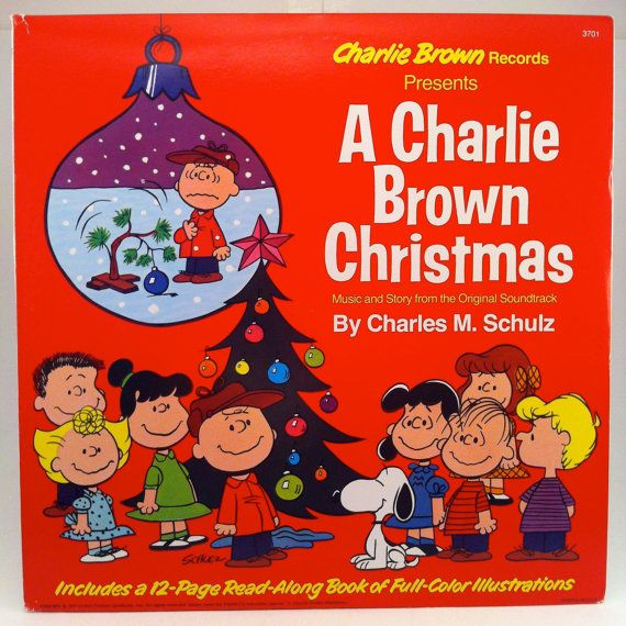 A Charlie Brown Christmas Soundtrack.A Charlie Brown Christmas By Charles M Schulz Music Story