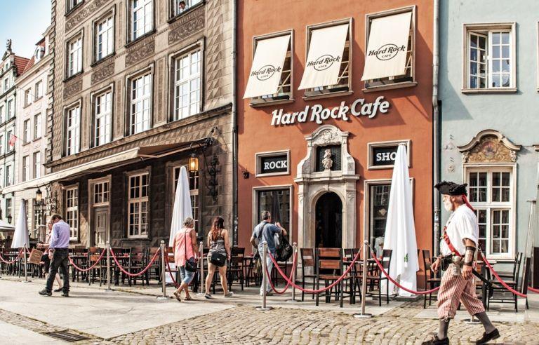NEW Hard Rock Cafe Gdansk, Poland  | Hard Rock Around The