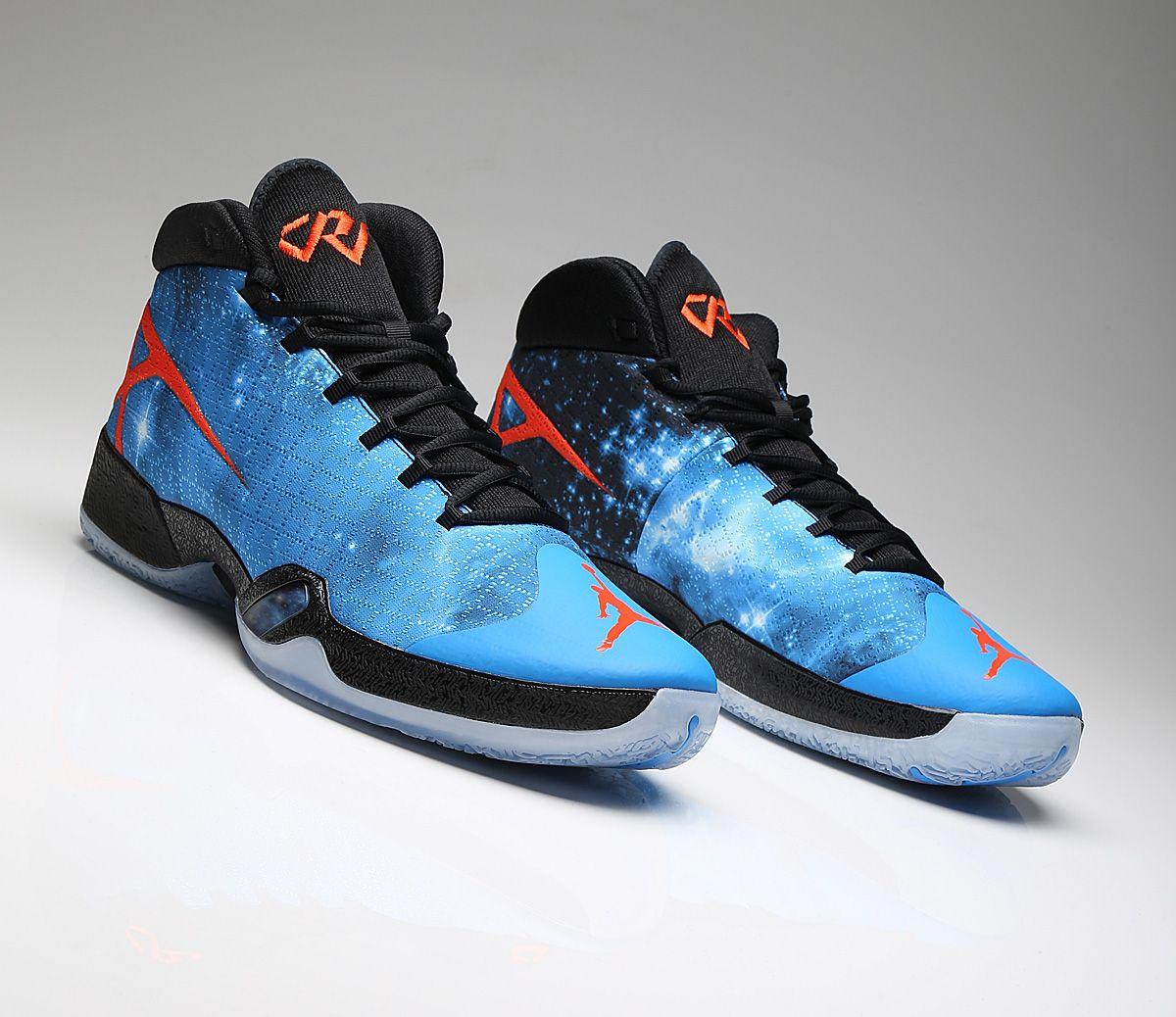 Russ Westbrook Air Jordan XXX PE 1 | Jordan XXX ...