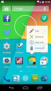 Apklio Apk For Android Kitkat Launcher Prime V4 0 Apk