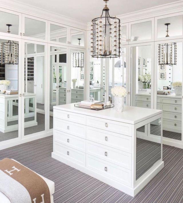 How to Turn a Spare Room into Your Dream Closet & Dressing ...