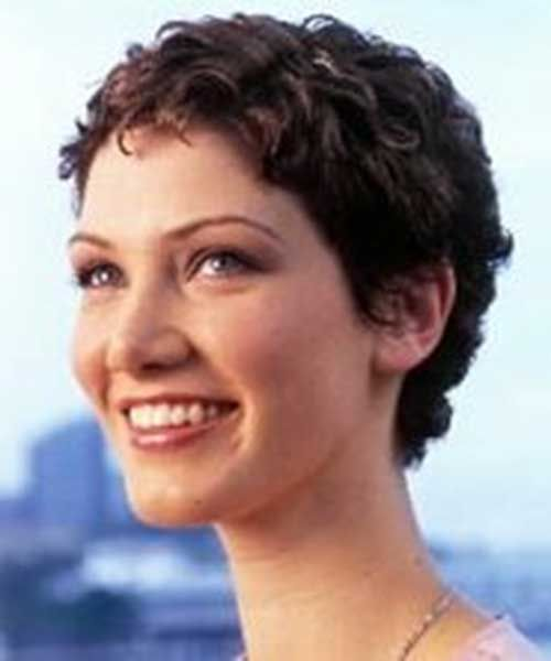 40 Best Short Curly Hairstyles For Women Short Hairstyles Haircuts 2015 Short Curly Hairstyles For Women Very Short Hair Curly Hair Styles