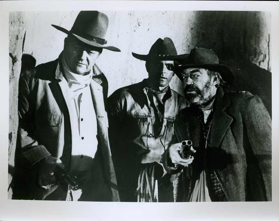 Howard Hawks Hollywood John Wayne Movies Jack Elam John Wayne
