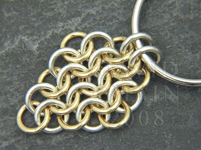 chainmail jewelry is an age old chain maille pattern that was