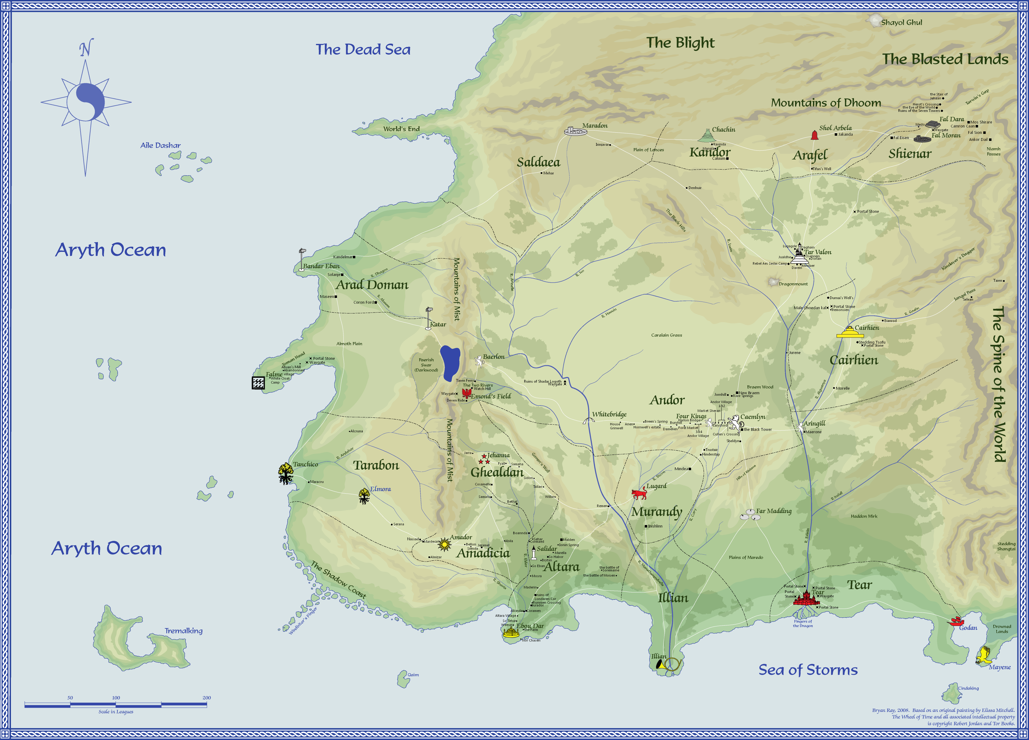 Image - Ten Nations.JPG | A Wheel of Time Wiki | FANDOM powered by Wikia