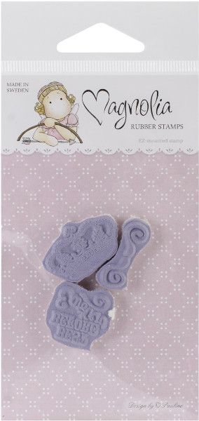 Little Easter Cling Stamp-Egg Decorations