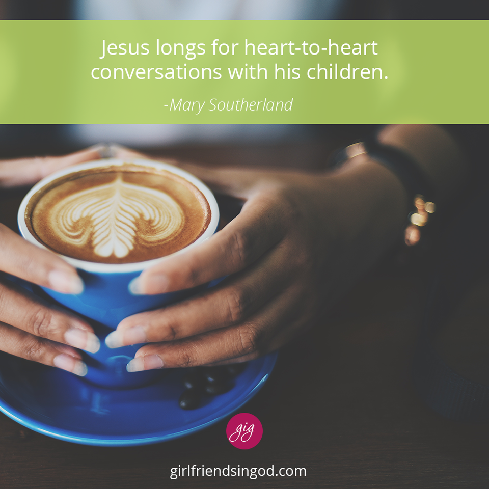 Angels and Prayer by: Mary Southerland From the smallest concern to the biggest problem in our lives, God cares. If it is big enough to concern you, it is big enough to concern Him...