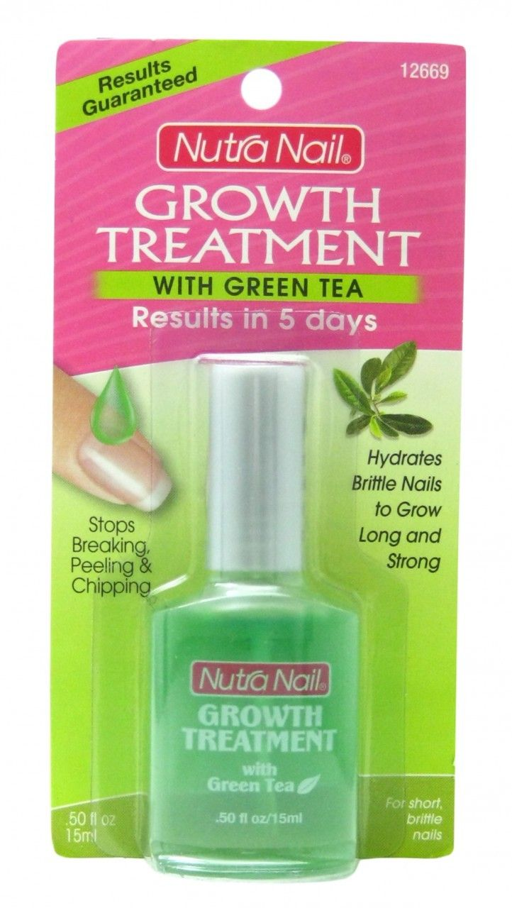 Nutra Nail Growth Treatment With Green Tea Free Shipping At Polish Canada
