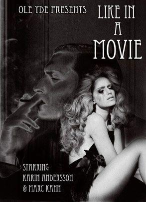 YDE Lookbook 2009.    #YDE #movie #fashion #trend #black #film #Copenhagen #Ole #lookbook #Vilstrup