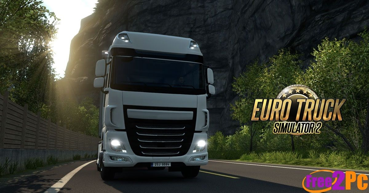 Euro Truck Simulator 2 Activation Key: Downloading Euro