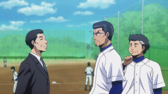 Diamond no Ace Act II  Episodio 2627 disponibile tramite Streaming  Download e Torrent by Initial D Italian Fansub IDIF su SocialAnime