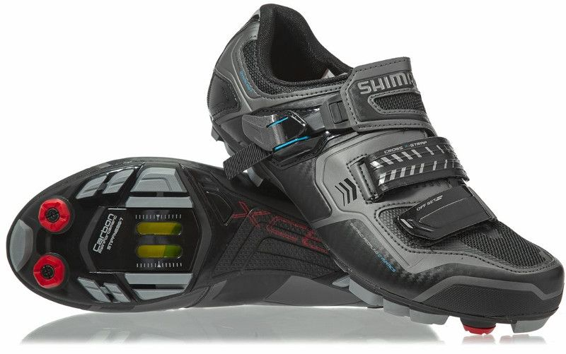 Shimano Sh Xc61le Wide Mountain Bike Shoes Pair Cycling Shoes