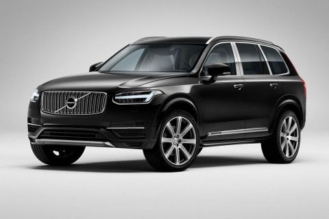 Volvo XC90 Excellence will be available for $104,900
