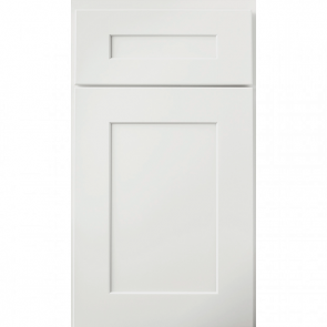 Bowery White Cabinet Door Sample In 2020 White Kitchen Cabinet Doors Cabinet Door Styles Cabinet Doors