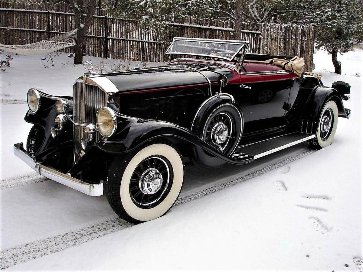 1932 Pierce Arrow 54 For Sale 1939611 Hemmings Motor News