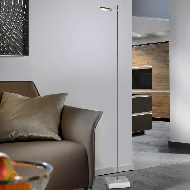 Sompex Quad LED Die Stehleuchte mit Dimmer eignet sich hervorragend - led leuchten wohnzimmer