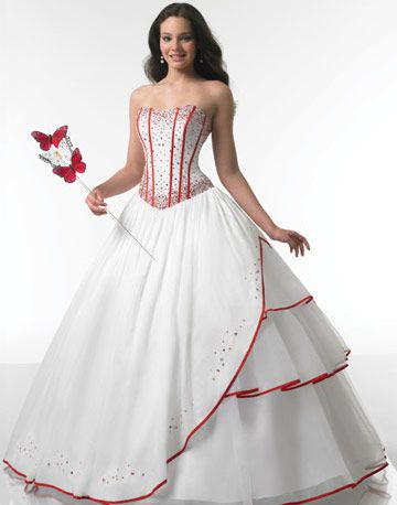 Timeless red and white wedding dresses wedding dresses pinterest timeless red and white wedding dresses junglespirit Choice Image