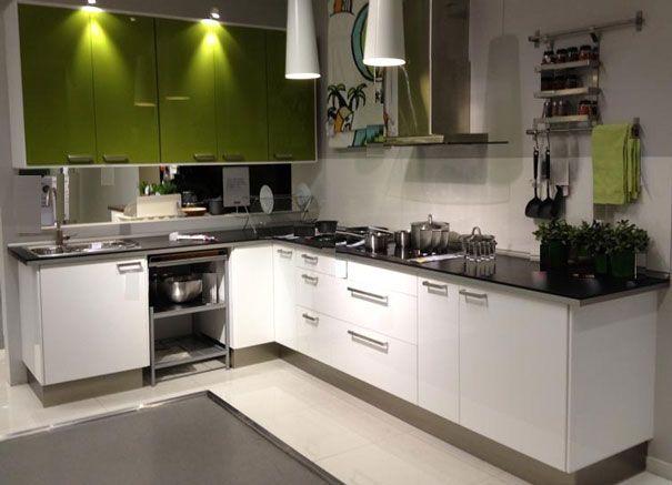 Isd Kabinet Dapur Kuala Lumpur Malaysia Renovasi Dapur Kecil Interior Dapur Lantai Dapur