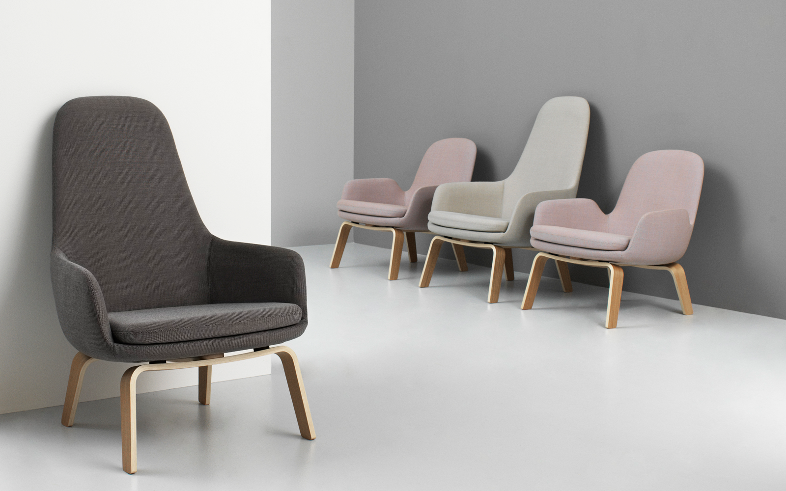 Era Lounge Chair | Oak Fame | High quality | Long lasting | Normann Copenhagen