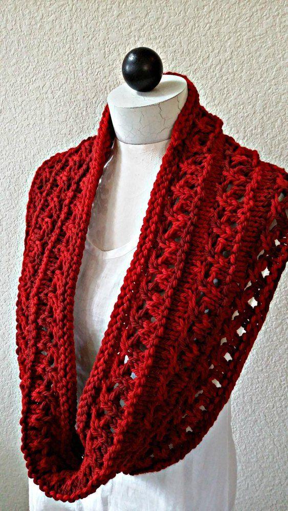 Wimberley Cowl Knitting pattern by Martha Wissing in 2020 ...