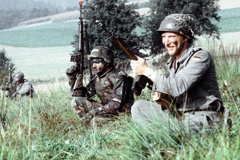 west german bundeswehr - Google Search   Cold War Armies
