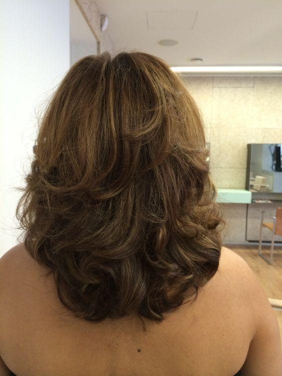 lots of layers medium hair