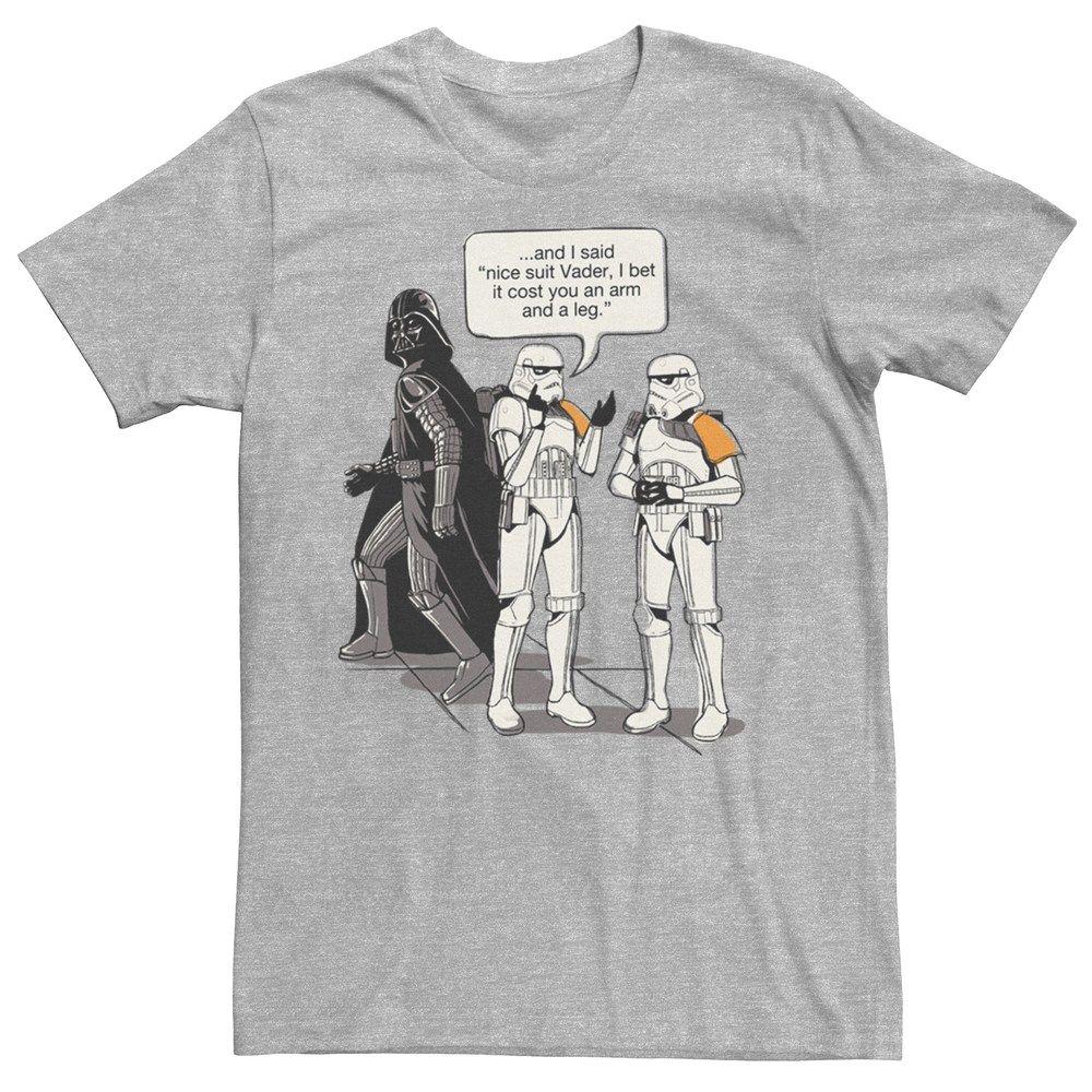 Men S Star Wars Trooper Joke Tee Star Wars Trooper Star Wars Star Wars Comics