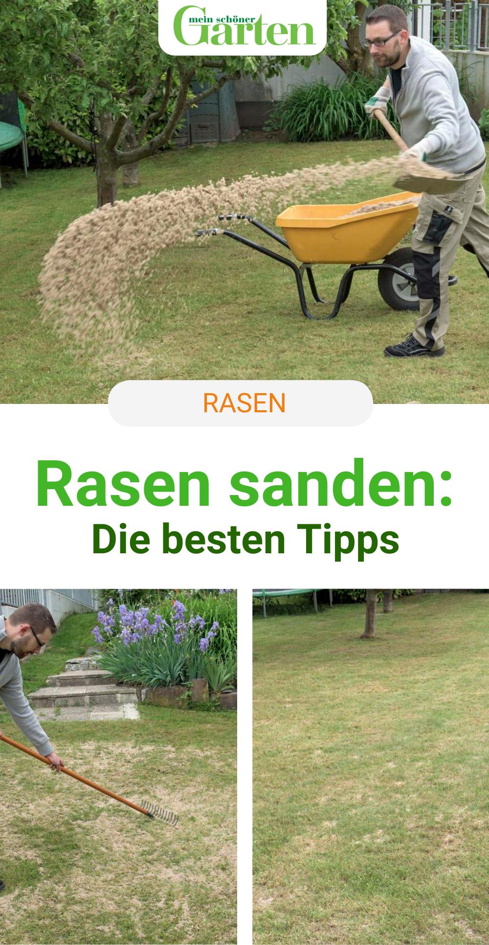 Rasen Sanden Geheimtipp Bei Lehmigen Boden In 2020 Garten Bepflanzen Garten Anpflanzen Garten Hochbeet