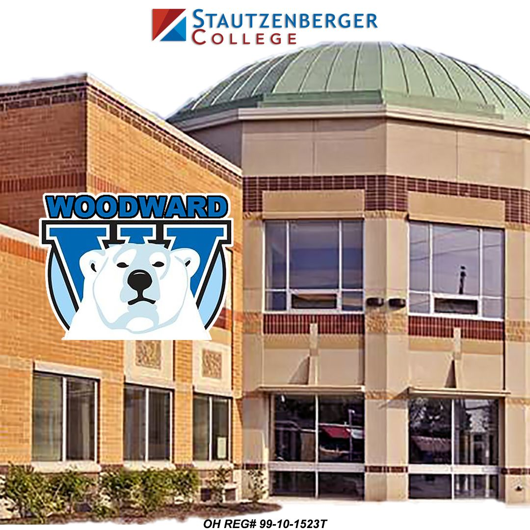 Matt Wallace, from Stautzenberger College, is excited to