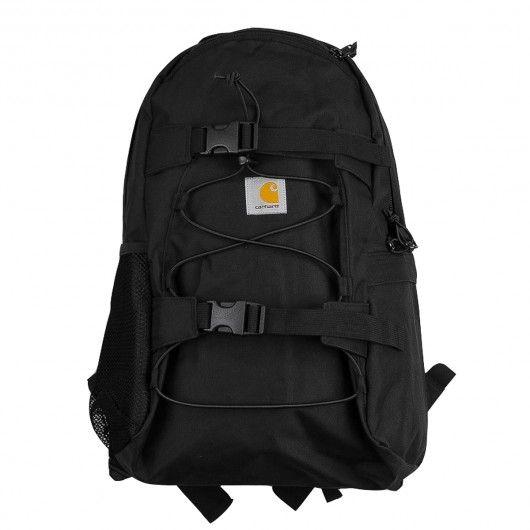 carhartt kickflip backpack black sac dos avec sangles de skateboard 69 00 skate skateboard. Black Bedroom Furniture Sets. Home Design Ideas