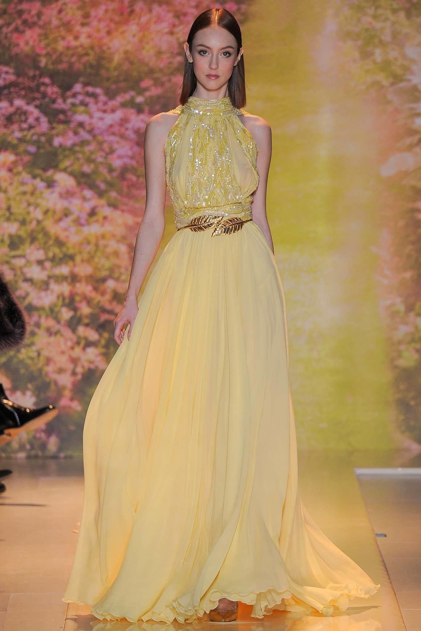 Zuhair Murad Spring 2014 Couture Collection Photos - Vogue#1#15