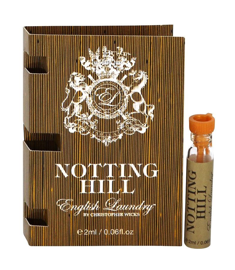English Laundry Notting Hill Eau De Parfum 06 Oz Sample
