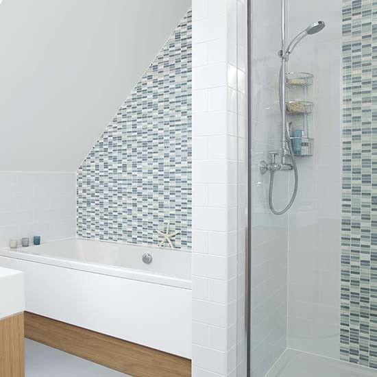 Bathroom Feature Tile Ideas Google Search Bathroom Pinterest Bathroom Photos Walls And Bath