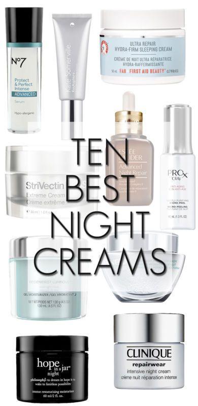 best night eye cream