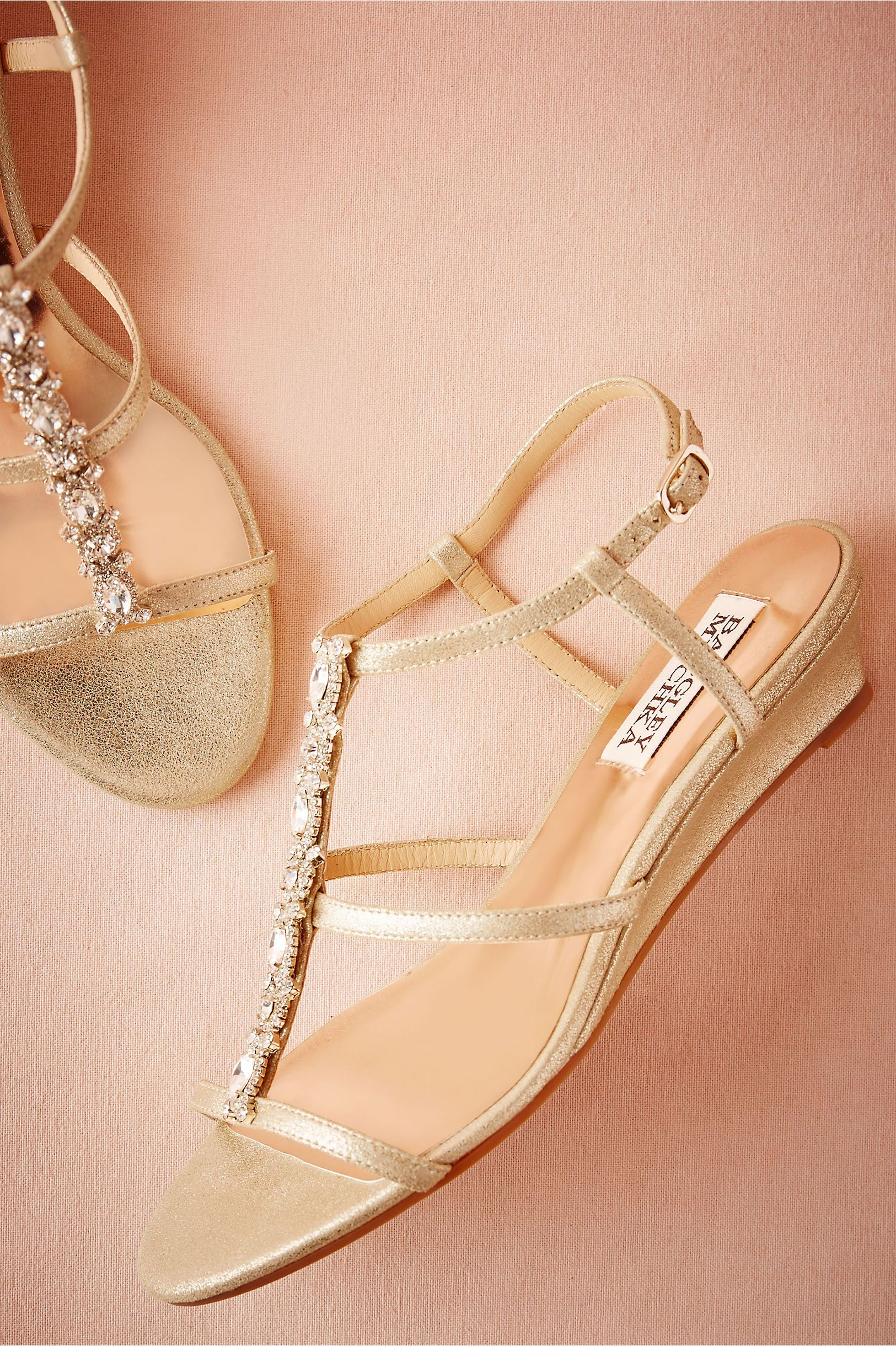 92723efdf BHLDN Maisie Wedges in Shoes   Accessories Shoes at BHLDN