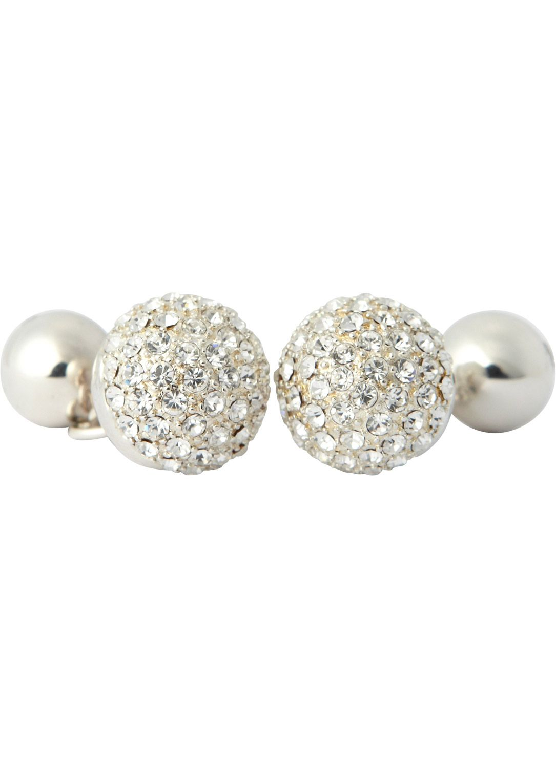 Crystal Ball Cufflink All Women S Accessories Austin Reed Competition Myofficestyle Pintowin Women S Accessories Stud Earrings Cufflinks
