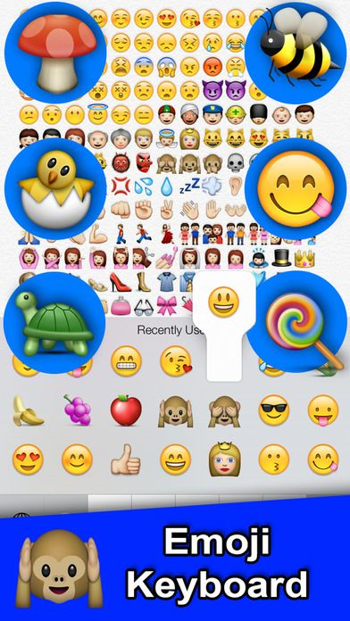 Captura De Ecra Do Iphone 1 Emoji Iphone Ipod Touch