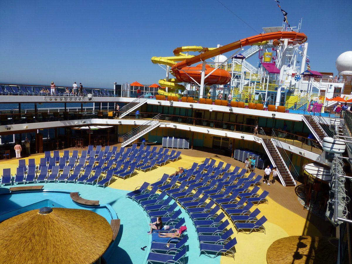 Carnival Breeze, Carnival Cruise Ships