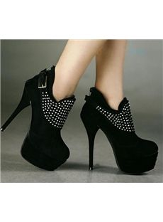 Graceful Stiletto Heels Prom Shoes Shoes Zone