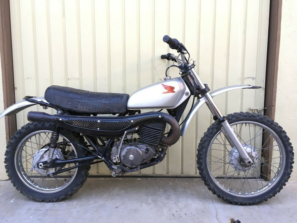Advertisement Ebay 1975 Honda Mt250 Elsinore Honda Motorcycle Parts And Accessories Motorcyle