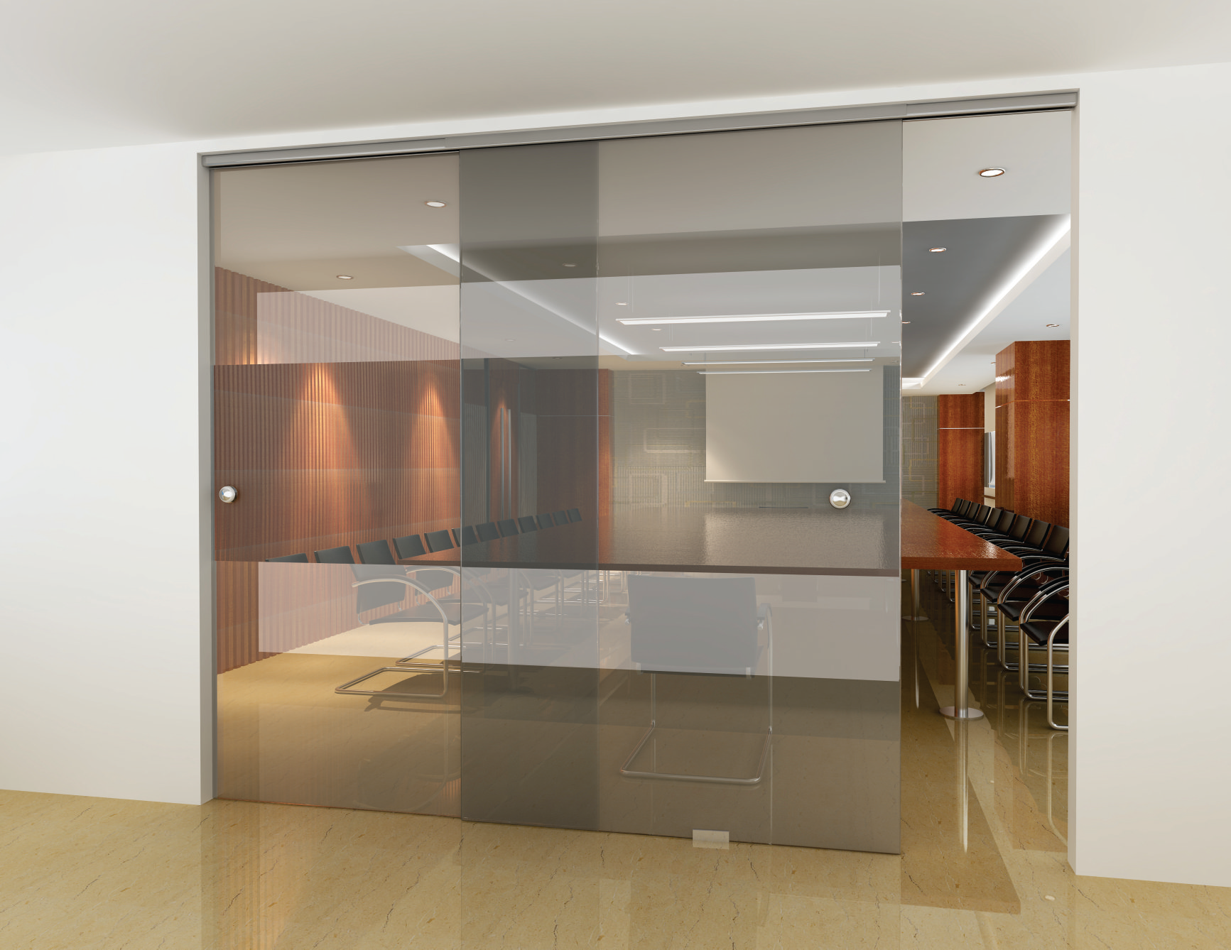 Design 85 Sv Sv 85 Sliding System 85 Kg Slido By Hafele Sliding Door Design Modern Sliding Doors Hafele