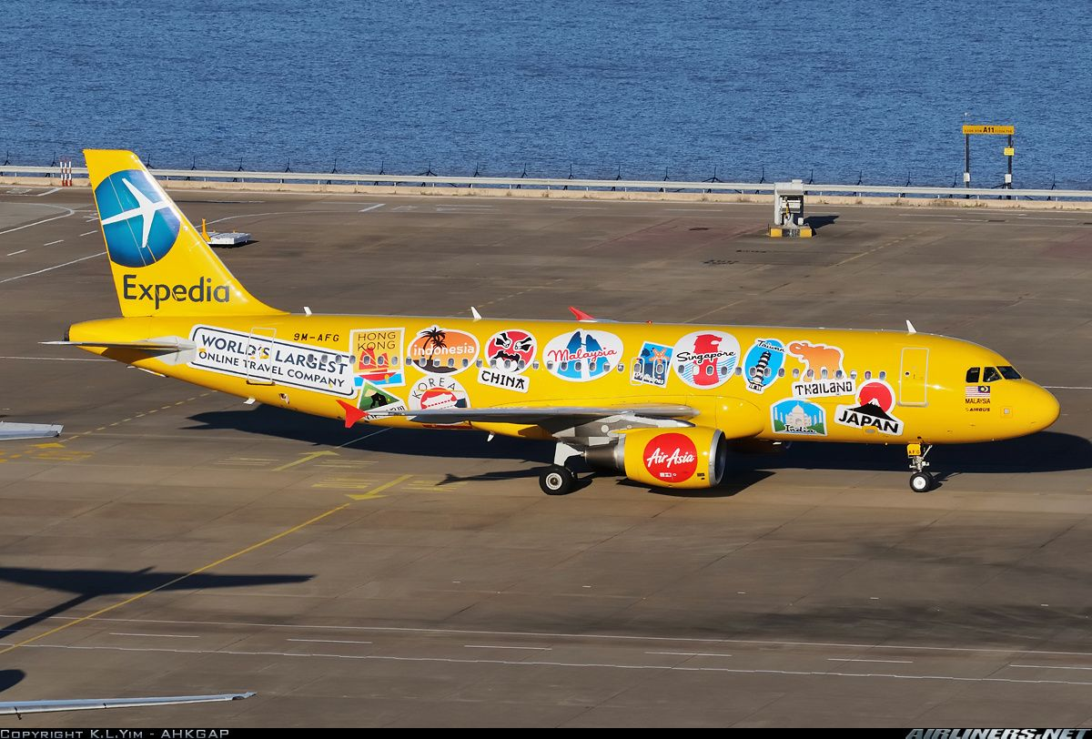 Photos Airbus A320 216 Aircraft Pictures Airliners Net Airbus Air Asia Aircraft