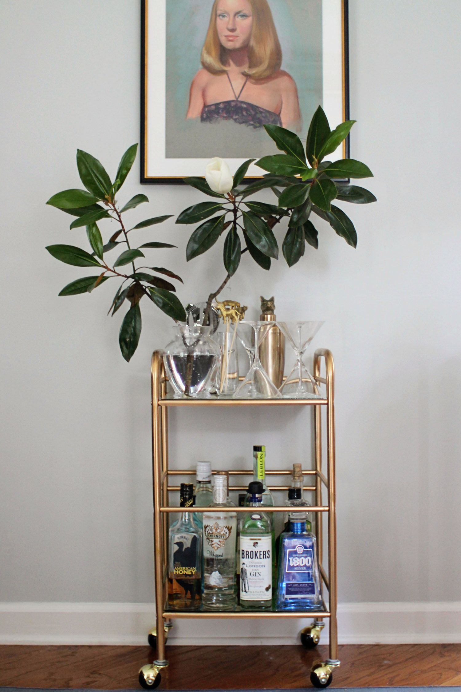 west elm Home Tour Eclectic Style In Charlotte